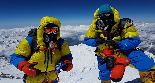 Everest Expedition Nepal Spring 2020