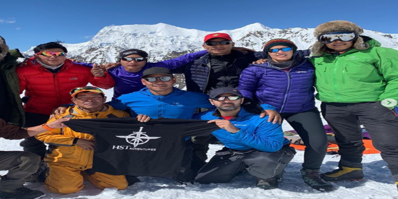 Mt. Chulu Far East 2019