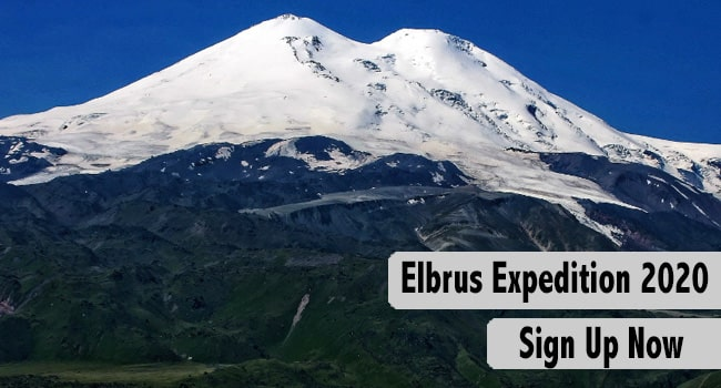Elbrus Expedition Russia 2020