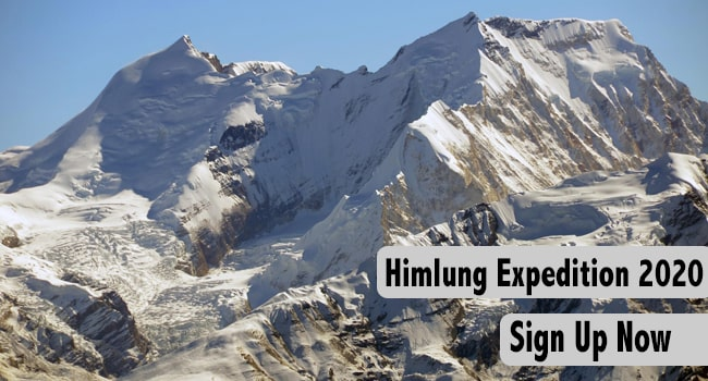 Himlung Himal Expedition 2020