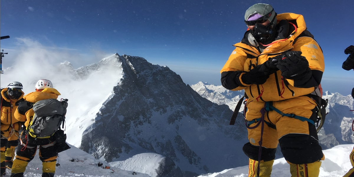 Everest Expedition 2021 | Sign Up Today